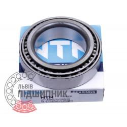 4T-LM102949/LM102910 [NTN] Конічний роликовий підшипник. Дюймові розміри.