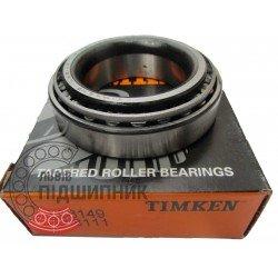L68149/11 [Timken] Конічний роликовий підшипник. Дюймові розміри.