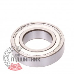 6005-2ZR-C3 [FAG Schaeffler] Deep groove sealed ball bearing