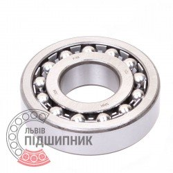1306 [SNR] Self-aligning ball bearing