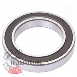 6017-2RS Deep groove ball bearing