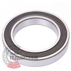 6017-2RS Deep groove ball bearing