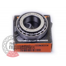 L44643/L44610 [Timken] Imperial tapered roller bearing