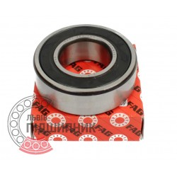 2207-2RS-TVH [FAG Schaeffler] Self-aligning ball bearing
