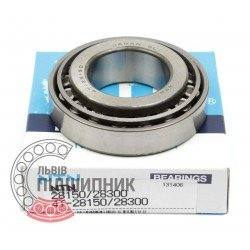 28150/28300 [NTN] Tapered roller bearing