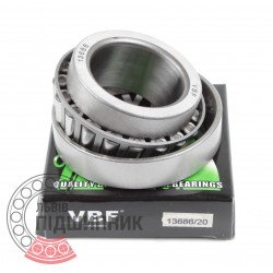 Tapered roller bearing 13686/13620 [VBF]
