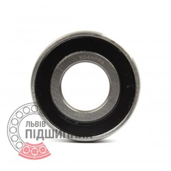 204NPPB [VBF] Self-aligning deep groove ball bearing
