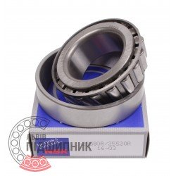 Tapered roller bearing 25580/25520 [NSK]