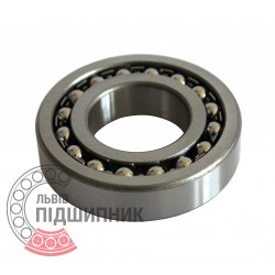 Self-aligning ball bearing 1224M [GPZ]
