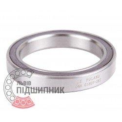 61807 2RS [CX] Deep groove ball bearing