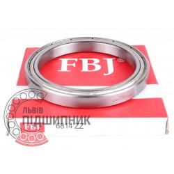1000814 (6814 ZZ) [FBJ] Пiдшипник кульковий