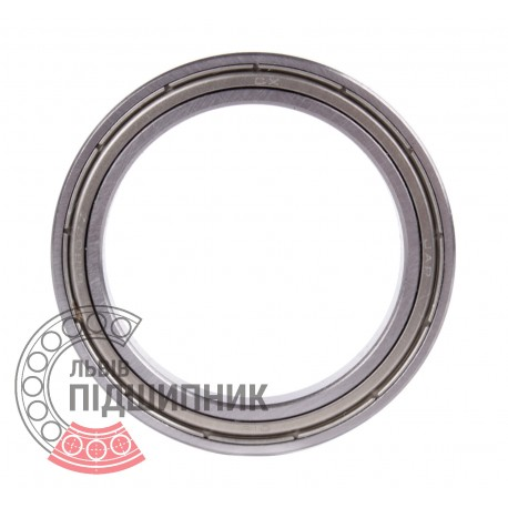 61807 ZZ [CX] Deep groove ball bearing