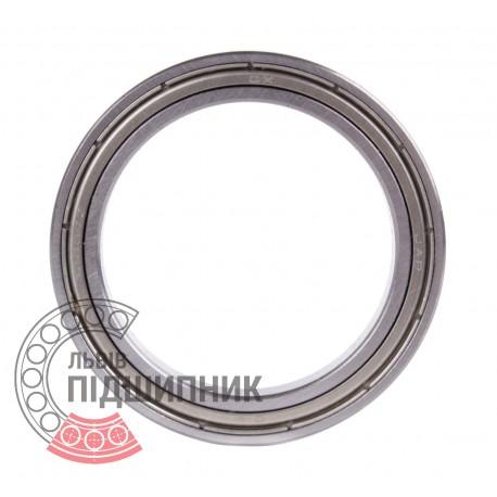 61807 ZZ [CX] Deep groove ball bearing