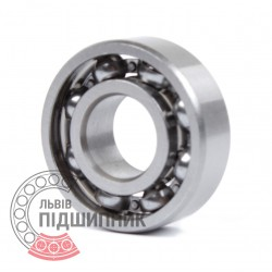 6306Z [Harp] Deep groove ball bearing