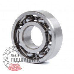 6312Z [Harp] Deep groove ball bearing