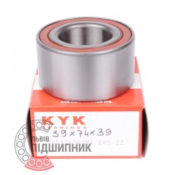 DAC39740039 [KYK] Радіально-опорний кульковий пiдшипник