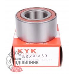 DAC39740039 [KYK] Радиально-упорный шарикоподшипник