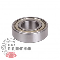 6302ZZ [GPZ-4] Deep groove ball bearing