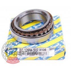 EC12694.S02H106 [SNR] Tapered roller bearing