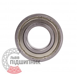 6312ZZ [Harp] Deep groove ball bearing