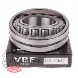 22213 CW33 [VBF] Spherical roller bearing