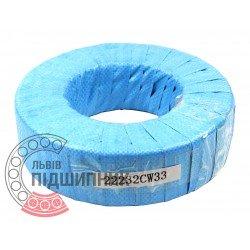 Spherical roller bearing 22232 CAW33