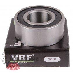 3205 2RS [VBF] Angular contact ball bearing