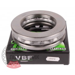 51212 [VBF] Thrust ball bearing