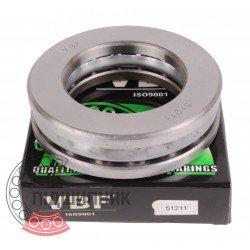 51211 [VBF] Thrust ball bearing