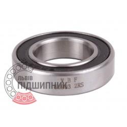61903 2RS [VBF] Deep groove ball bearing