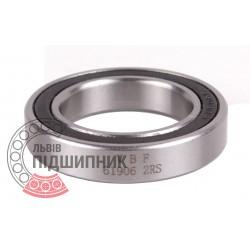 61906 2RS [VBF] Deep groove ball bearing