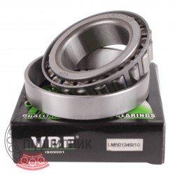 LM501349/10 [VBF] Конічний роликовий підшипник