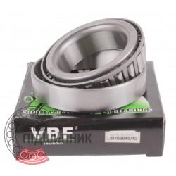 LM102949/10 [VBF] Конічний роликовий пiдшипник