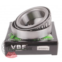 LM102949/10 [VBF] Tapered roller bearing