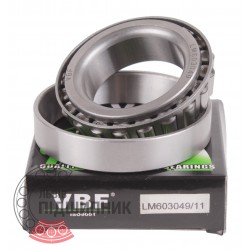 LM603049/11 [VBF] Tapered roller bearing