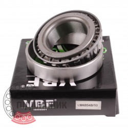 LM48548/10 [VBF] Tapered roller bearing