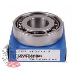 7306B [Kinex ZKL] Angular contact ball bearing