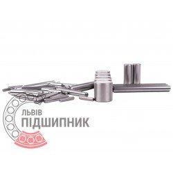 Bearing roller 4x28 mm