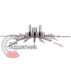 Bearing roller 4x34,8 mm