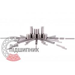 Циліндричний ролик підшипника 4х34,8 мм