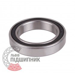 61805 2RS [CX] Deep groove ball bearing