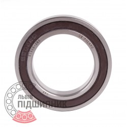 61906 2RS [CX] Deep groove ball bearing
