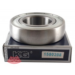 K6208 2RS Deep groove ball bearing