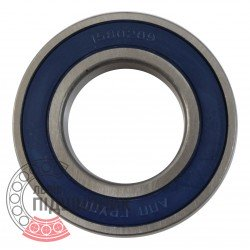 1580209 Deep groove ball bearing