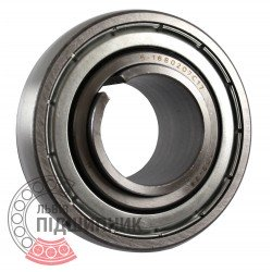 1680207 [GPZ-4] Deep groove ball bearing