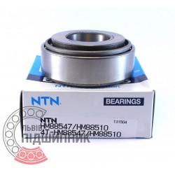 HM88547/10 [NTN] Tapered roller bearing