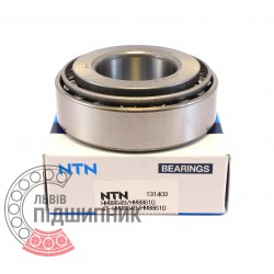 HM88649/10 [NTN] Tapered roller bearing