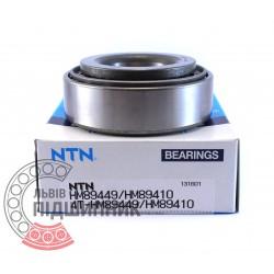 HM89449/10 [NTN] Tapered roller bearing