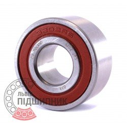 3202 2RS [CX] Angular contact ball bearing