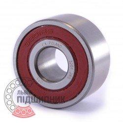 3056201 (3201 2RS) [CX] Радіально-опорний кульковий пiдшипник